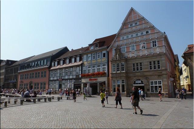 Am Markt - Hamelín (Hameln)