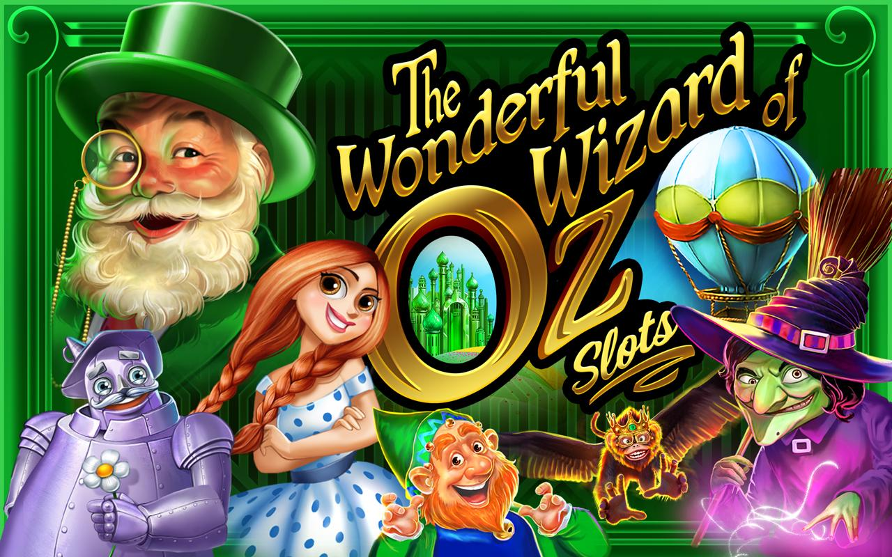 Play The Wizard of Oz in Casino for Real Money: