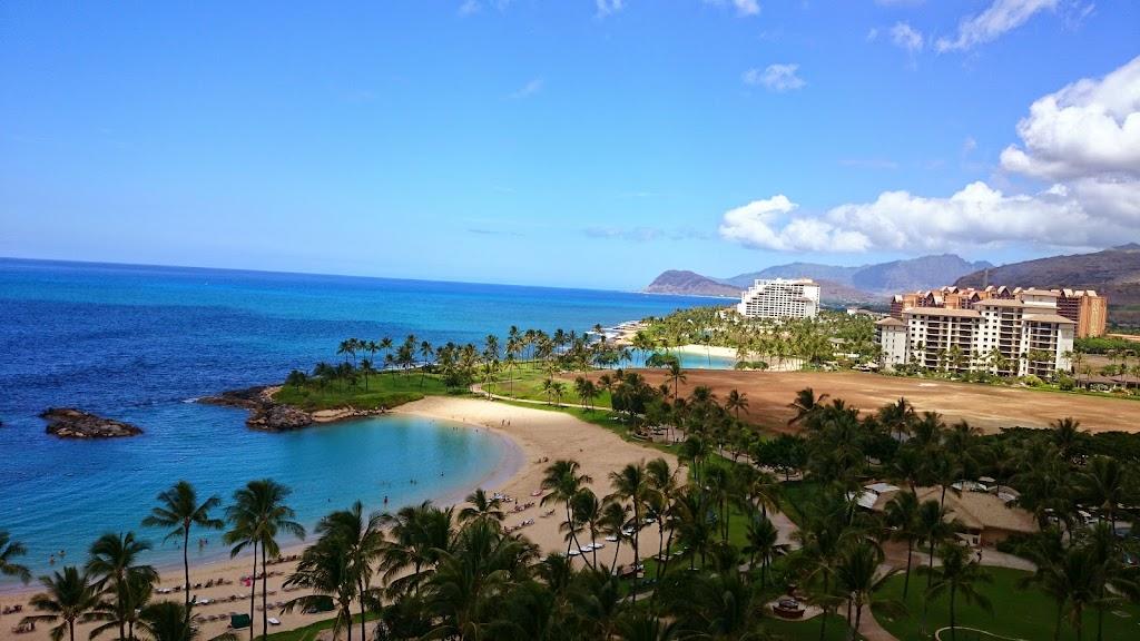ハワイ コオリナビーチの写真2