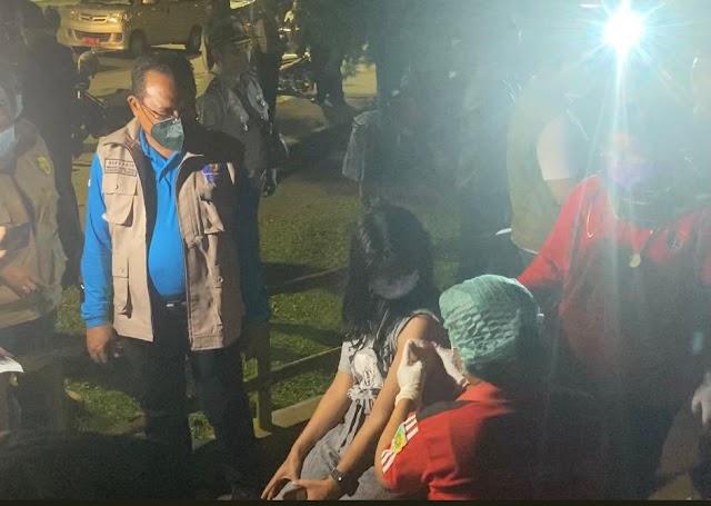 Jemput Bola Vaksinasi Masyarakat di Kalteng Dimasifkan