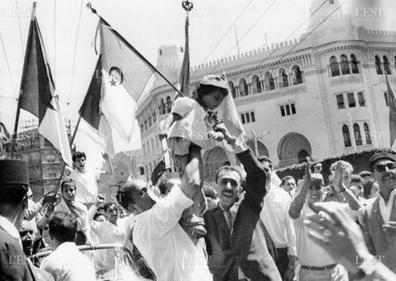 3 juillet 1962 : la France reconnaît officiellement l»indépendance de l'Algérie