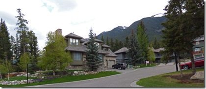 Hom in Banff, AB