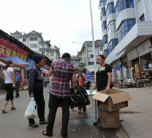 CHINE SICHUAN.XI CHANG ET MINORITE YI, à 1 heure de route de la ville - 1sichuan%2B723.JPG