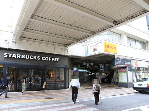 新潟万代シティバスセンター その1