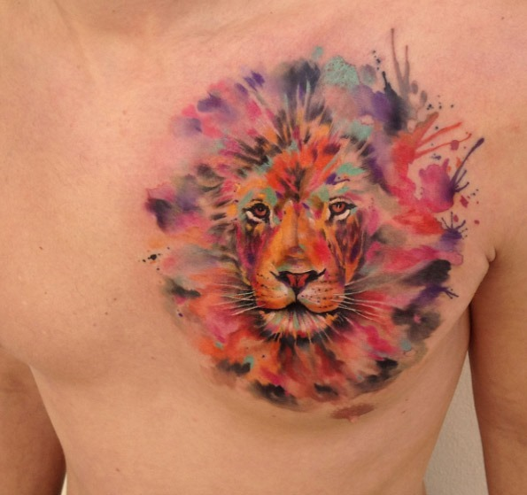 este_incrvel_aquarela_leo