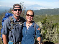 Kili Climb Day 2
