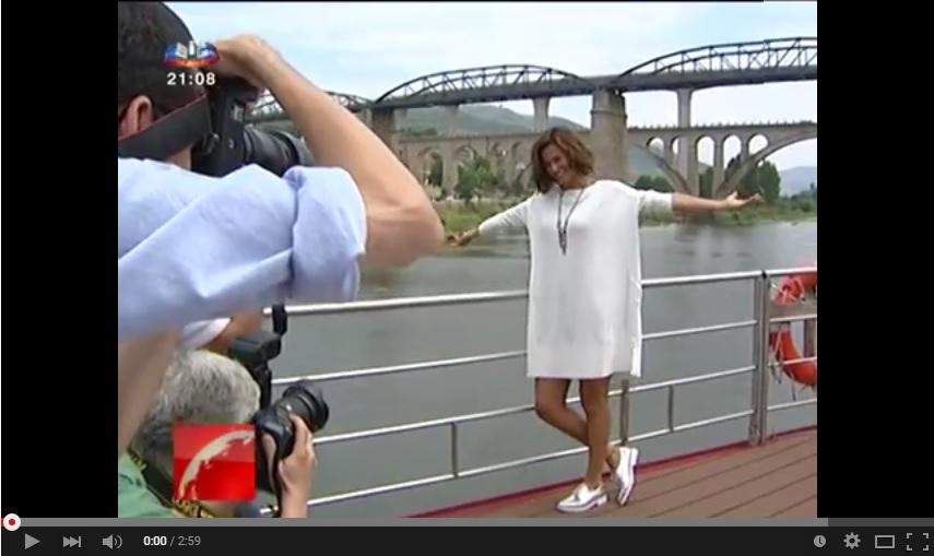 Vídeo - Nova novela da SIC vai ter o Douro como cenário