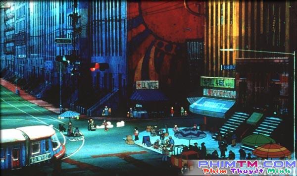 Xem Phim Thành Phố Kiểu Mẫu - Metropolis - phimtm.com - Ảnh 1
