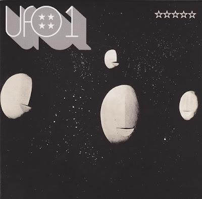 UFO ~ 1970 ~ UFO I