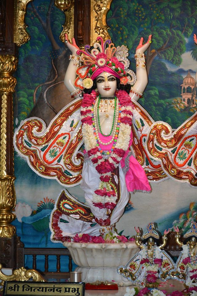 ISKCON Ujjain  Deity Darshan 22 July  2016 (10)