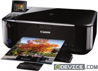 pic 1 - the best way to down load Canon PIXMA MG4140 lazer printer driver