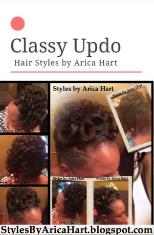 Black updo hairstyles, beauty blog