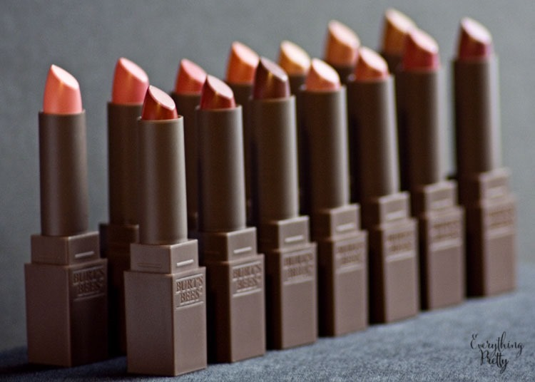 Burt's Bees Lipsticks