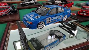 1:24 Nissan R32 race car