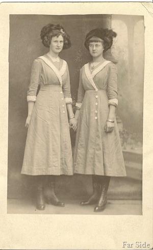 Tracie and Emma Stuve