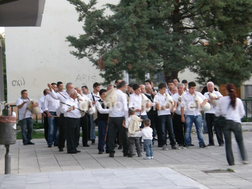 Συγκέντρωση γκαϊντατζίδων 2012-Καλέ Παναϊρ στο Διδυμότειχο