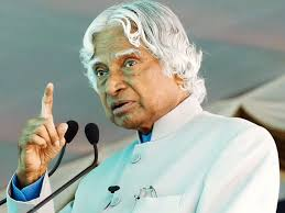 Dr APJ Abdul Kalam,  the Missile Man of India