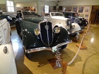 2018.07.02-141 Peugeot 601 cabriolet 1934 et 301 cabriolet 1934