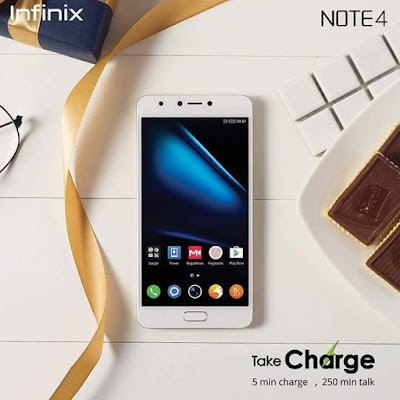 Android 8 Oreo Update now Available for Infinix Note 4 and Note 4 Pro