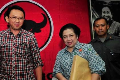 Sadis, Megawati Akan Hukum Kader PDIP Kalau Ahok Djarot Kalah 😅