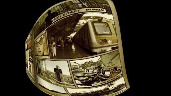 Dirrogate: A VR graphic novel - náhled