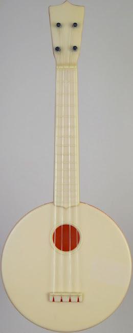 T Plastics Hong Kong Sopranino Mini Banjo Ukulele