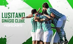 Lusitano Ginásio Clube, Futebol, SAD.