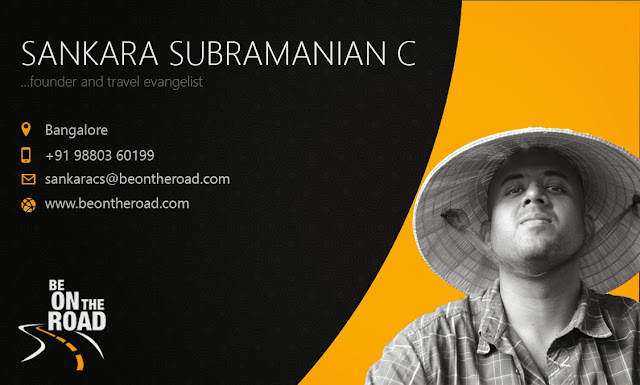 Sankara_Business Card