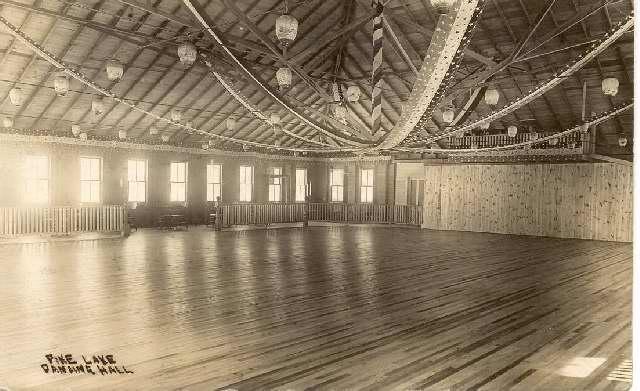 Ward Dance Hall in Keego Harbor