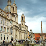11. Sant'Agnese in Agone. Piazza Navona. Rome. 2013