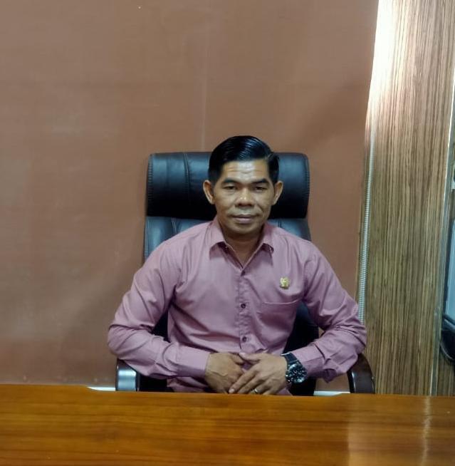 Tak Disangka: Berawal dari Profesi Wasit Sepakbola, Kini Hanil Tamjid Duduki Wakil Ketua II DPRD Balangan