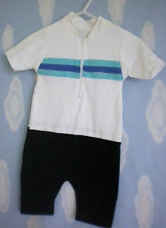 Baby Cycling Outfit