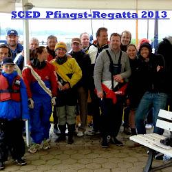 SCED Pfingst-Regatta & Scheunenball 2013