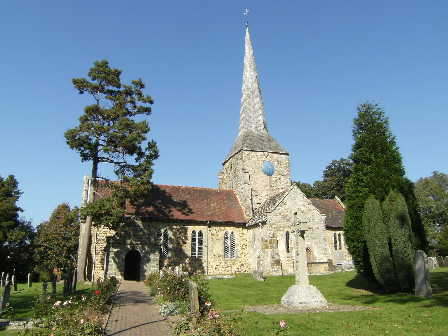 DSCF9759 St Giles church, Horsted Keynes