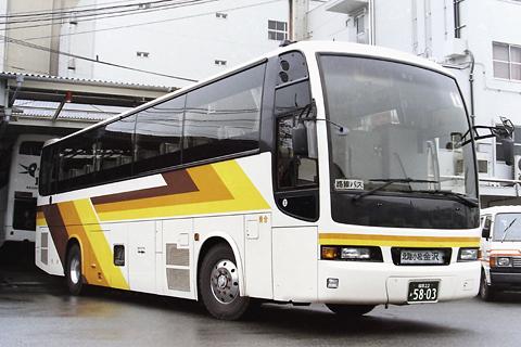 西日本鉄道「加賀号」 3174