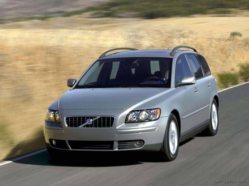 2007 Volvo V50 Wagon Specifications, Pictures, Prices
