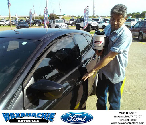 Congratulations to Dan Moore on your #Ford #Focus from Terry  Turner  at Waxahachie Ford! #NewCar.jpg