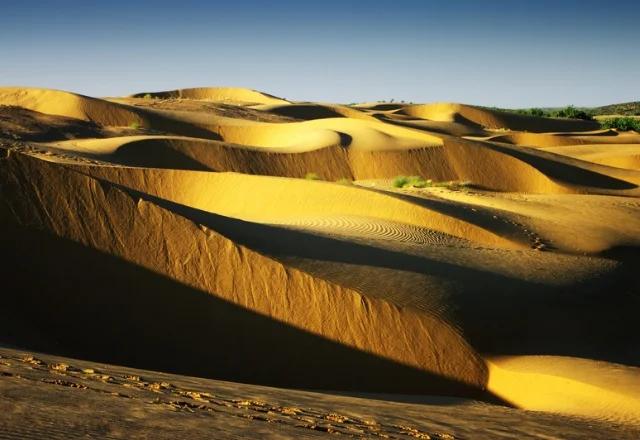 Sam Sand Dunes Jaisalmer in hindi । रेत के टीले जैसलमेर