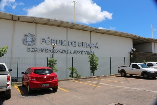 07 - Fórum de Cuiabá