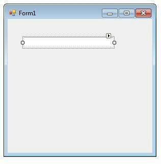 Tampilan form untuk keypress event