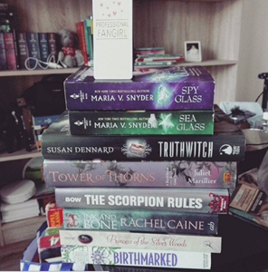 Bookhaul part 2