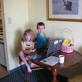 Hannah and Bryan at Compass Cove - 040510