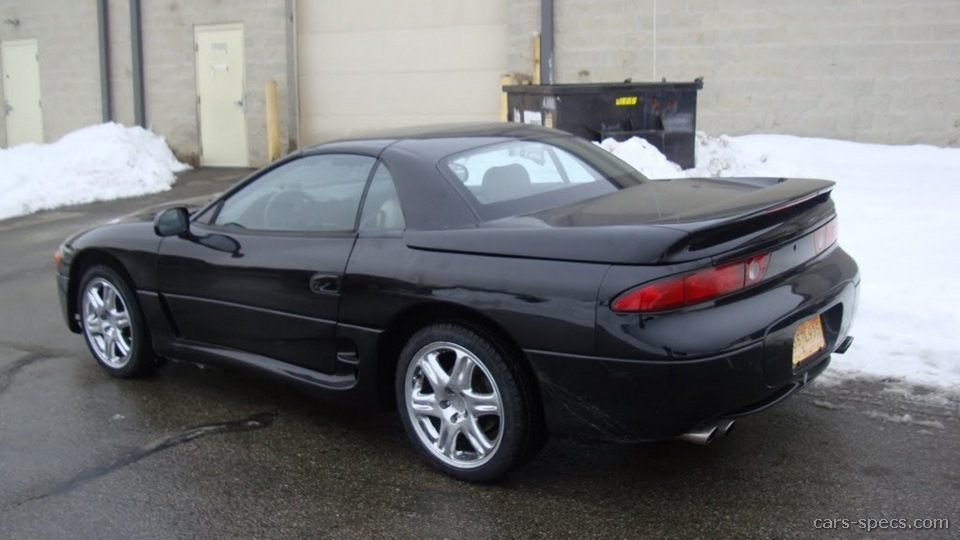 1994 Mitsubishi 3000gt Hatchback Specifications Pictures Prices