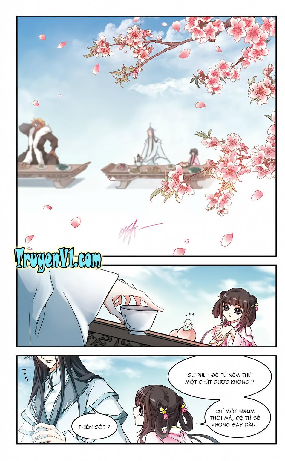 Hoa Thiên Cốt Chap 107 - Trang 12
