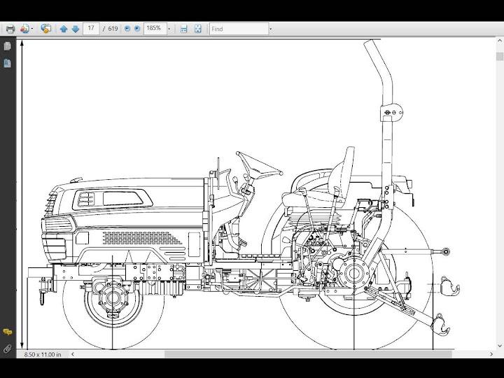 L175 Kubota Tractor Wiring Diagram Kubota L295 Wiring