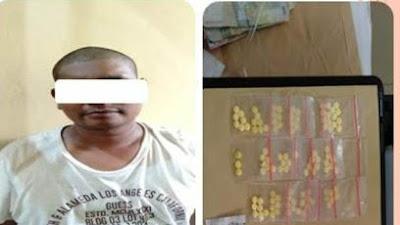 Team Satres Narkoba Polres Lebak Ringkus Peredaran Obat tanpa izin Edar di Wilayah Lebak