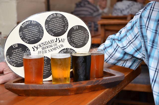 Boundary Bay Brewing Co. / Credit: Heather Hulbert