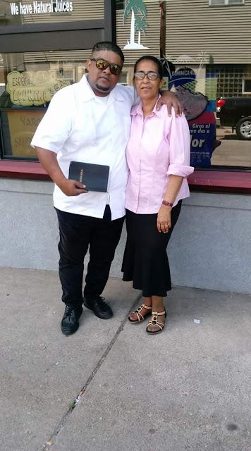 Gerson Pérez (La chencha) Convierte al Evangelio en la ciudad de Nueva York