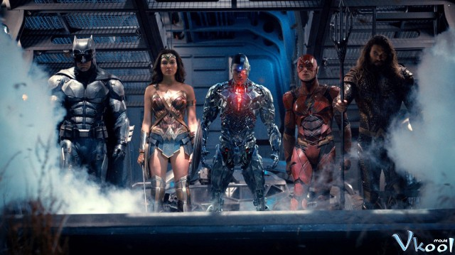 Xem Phim Liên Minh Công Lý - Justice League - phimtm.com - Ảnh 3