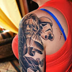 arm - Star Wars Tattoos Pictures